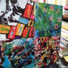 Discos de vinilo: INTRO X-LP VINILO MUSICA DANCE,AÑOS 90. Lote 210726666