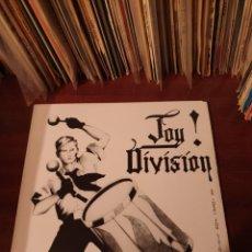 Discos de vinilo: JOY DIVISION / AN IDEAL FOR LIVING / NOT ON LABEL. Lote 210729859