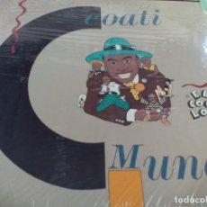 Discos de vinilo: MX. COATI MUNDI - EL COCO LOCO. Lote 210729911