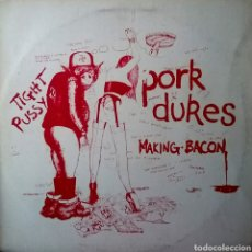"""Discos de vinilo: PORK DUKES 12"""" DOS TEMAS ORIGINAL 1977. Lote 210731324"""