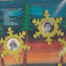 Discos de vinilo: LP COMPILAZIONE SUPER INVERNO 1965 CLAN CELENTANO ACC S/LP 40004 DON BACY CELENTANO RIBELLI. Lote 210732270