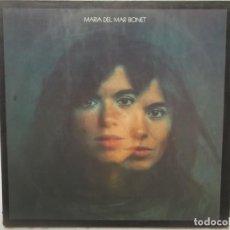 Discos de vinilo: MARIA DEL MAR BONET-ORIGINAL AÑO 1976. Lote 210733065