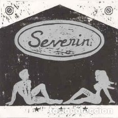 Discos de vinilo: SEVERIN - FIRE AND SAND / PEOPLE ARE WRONG. Lote 210733437