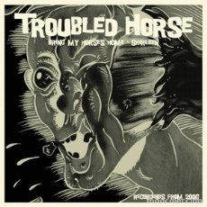 "Discos de vinilo: TROUBLED HORSE ‎– BRING MY HORSES HOME / SHIRLEEN VINYL, 7"", 45 RPM, SINGLE. Lote 210745867"