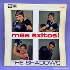 Discos de vinilo: LP THE SHADOWS - MÁS ÉXITOS -G. Lote 210749104