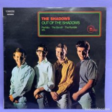 Discos de vinilo: LP THE SHADOWS - OUT OF THE SHADOWS - VG+. Lote 210749184