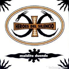 """Dischi in vinile: HEROES DEL SILENCIO MALDITO DUENDE PROMO 2019 VINILO 7"""". Lote 210750002"""
