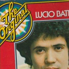 Discos de vinilo: LP LUCIO BATTISTI THE ORINALS DISCHI RICORDI 1969 MADE IN GERMANY. Lote 210751344