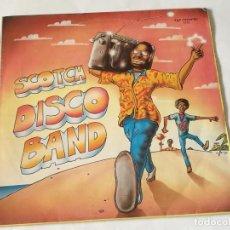 Discos de vinilo: SCOTCH - DISCO BAND - 1984. Lote 210751544