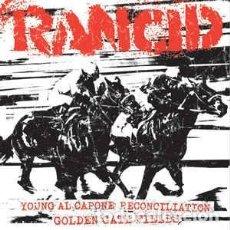 """Discos de vinilo: RANCID – RANCID - 5 VINYL 7"""". Lote 210752480"""