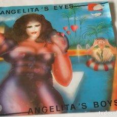 Discos de vinilo: ANGELITA'S BOYS - ANGELITA'S EYES - 1985. Lote 210753571