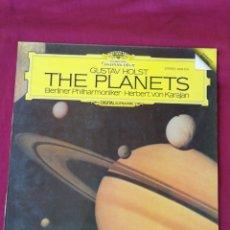 Discos de vinilo: THE PLANET. Lote 210762402
