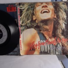 Discos de vinilo: BON JOVI-LAY YOUR HANDS ON ME. Lote 210764809