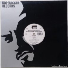 "Discos de vinilo: KOPFNICKER - CHARACTERS MASSIVE TÖNE [[ GERMANY HIP HOP / RAP ORIGINAL]] [MX 12"" 33RPM] [2000]]. Lote 210765466"