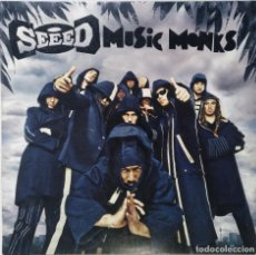 "Discos de vinilo: SEEED - MUSIC MONKS / LOCK DOWN [GERMANY HIP HOP / REGGAE EXCLUSIVO ORIGINAL] [MX 12"" 33RPM] [2003]. Lote 210768404"