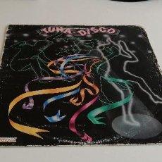 Discos de vinilo: BAL-3 DISCO VINILO GRANDE 12 PULGADAS TUNA-DISCO. Lote 210769112