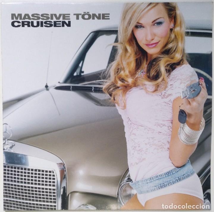 "MASSIVE TÖNE - CRUISEN / CLUB [[GERMANY HIP HOP / RAP EXCLUSIVO ORIGINAL]] [[MX 12"" 33RPM]] [[2002]] (Música - Discos de Vinilo - Maxi Singles - Rap / Hip Hop)"