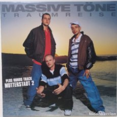 "Discos de vinilo: MASSIVE TÖNE - TRAUMREISE [[GERMANY HIP HOP / RAP EXCLUSIVO ORIGINAL]] [[MX 12"" 33RPM]] [[2003]]. Lote 210771260"