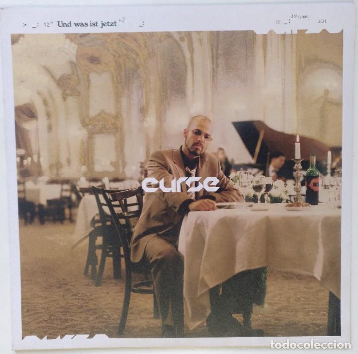 "CURSE - UND WAS IST JETZT [[GERMANY HIP HOP / RAP EXCLUSIVO ORIGINAL]] [[MX 12"" 33RPM]] [[2003]] (Música - Discos de Vinilo - Maxi Singles - Rap / Hip Hop)"