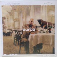 """Discos de vinilo: CURSE - UND WAS IST JETZT [[GERMANY HIP HOP / RAP EXCLUSIVO ORIGINAL]] [[MX 12"""" 33RPM]] [[2003]]. Lote 210771914"""