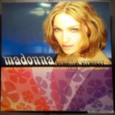 Discos de vinilo: MADONNA - BEAUTIFUL STRANGER - MAXISINGLE - ALEMANIA - RARO - EXCELENTE - NO USO CORREOS. Lote 210776707
