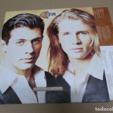 Discos de vinilo: PLATON (LP) PERDIENDO LA INOCENCIA AÑO – 1992 – ENCARTE CON LETRAS. Lote 210777614