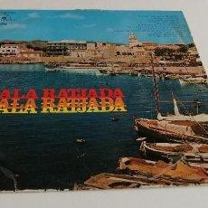 Discos de vinilo: BAL-3 DISCO VINILO GRANDE 12 PULGADAS CALA RATJADA. Lote 210779371