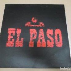 Discos de vinilo: EL PASO (LP) EL PASO AÑO – 1991. Lote 210779580