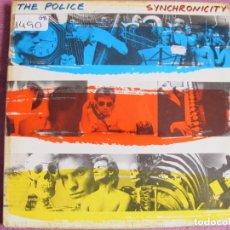 Discos de vinilo: LP - THE POLICE - SYNCHRONICITY (SPAIN, AM RECORDS 1983). Lote 210779701