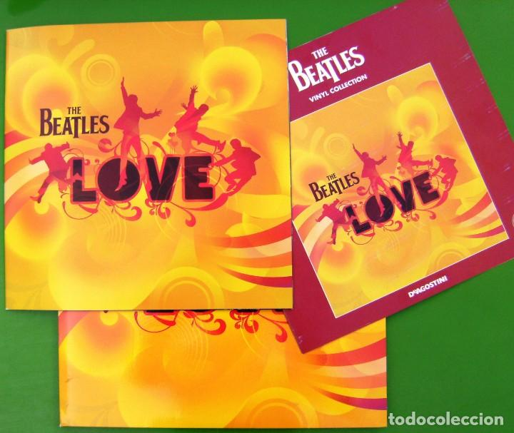 THE BEATLES LOVE (DOBLE) VINILOS DE 180 G. (Música - Discos - LP Vinilo - Pop - Rock Extranjero de los 50 y 60)