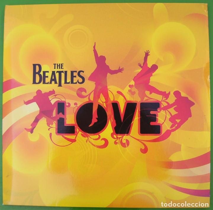 Discos de vinilo: The Beatles Love (Doble) Vinilos de 180 g. - Foto 2 - 210781221
