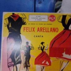 Discos de vinilo: FELIZ ARELLANO CANTA JOTAS NAVARRAS. Lote 210782375