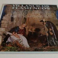 Discos de vinilo: BAL-3 DISCO VINILO GRANDE 12 PULGADAS VILLANCICOS FLAMENCOS CANTORES DE HISPALIS. Lote 210784114