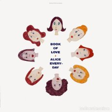 Discos de vinilo: BOOK OF LOVE, ALICE EVERYDAY, MAXI-SINGLE US 1990. Lote 210784965