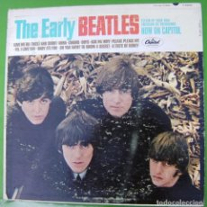 Discos de vinilo: THE BEATLES, THE EARLY BEATLES (CAPITOL, 1964). Lote 210785295