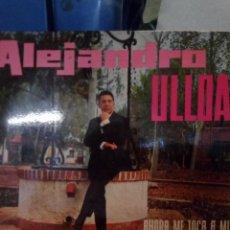 Discos de vinilo: ALEJANDRO ULLOA -DISCO DE 4 CANCIONES. Lote 210785886