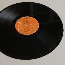 Discos de vinilo: BAL-3 DISCO VINILO GRANDE 12 PULGADAS SIN CARATULA RCA GEORGIE DANN EL NEGRO NO PUEDE. Lote 210786020