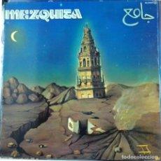 Discos de vinilo: MEZQUITA - RECUERDOS DE MI TIERRA (CHAPA DISCOS 1979) GATEFOLD. Lote 210787024