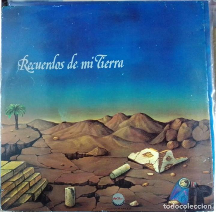 Discos de vinilo: Mezquita - Recuerdos De Mi Tierra (Chapa Discos 1979) Gatefold - Foto 2 - 210787024