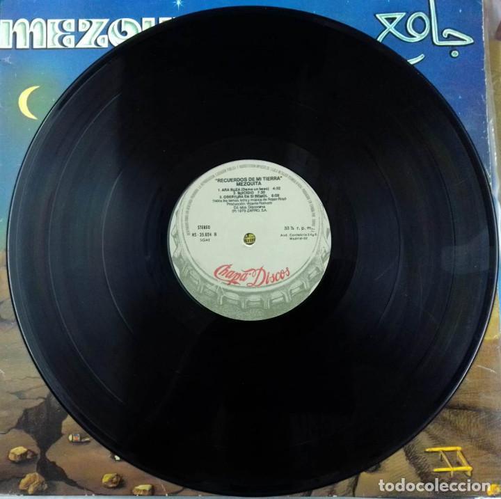 Discos de vinilo: Mezquita - Recuerdos De Mi Tierra (Chapa Discos 1979) Gatefold - Foto 4 - 210787024