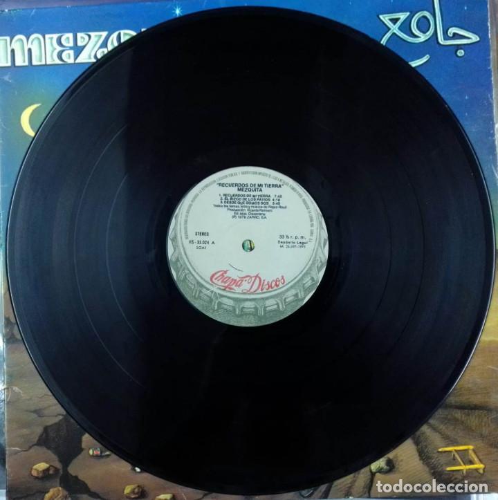 Discos de vinilo: Mezquita - Recuerdos De Mi Tierra (Chapa Discos 1979) Gatefold - Foto 5 - 210787024