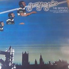 Discos de vinilo: JERRY LEE LEWIS THE SESSION LONDON. Lote 210789420
