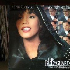 Discos de vinilo: WHITNEY HOUSTON - THE BODYGUARD( EL GUARDAESPALDAS) /LP 1992 ARISTA ESPAÑA. Lote 210789495
