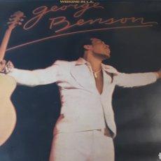 Discos de vinilo: GEORGE BENSON WEEKEND IN L.A. DOBLE LP. Lote 210791075