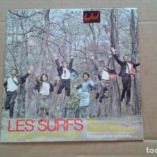 Dischi in vinile: LES SURFS - STOP EP 4 TEMAS 1965. Lote 210794417
