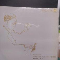 Discos de vinilo: RUBINSTEIN BEETHOVEN. Lote 210794894