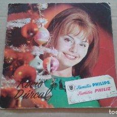 Discos de vinilo: ROCIO DURCAL - NAVIDADES PHILIPS EP 4 TEMAS 1965. Lote 210795210