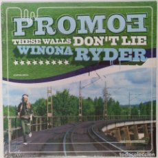 "Discos de vinilo: PROMOE - THESE WALLS DON'T LIE [SUECIA HIP HOP / RAP EXCLUSIVO ORIGINAL] SFDK [ MX 12"" 33RPM ][2004]. Lote 210795699"