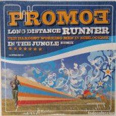 "Discos de vinilo: PROMOE - LONG DISTANCE RUNNER [SUECIA HIP HOP / RAP EXCLUSIVO ORIGINAL] SFDK [ MX 12"" 33RPM ][2004]. Lote 210795814"