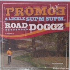 "Discos de vinilo: PROMOE - A LIKKLE SUPM SUPM [SUECIA HIP HOP / RAP EXCLUSIVO ORIGINAL] SFDK [ MX 12"" 33RPM ][2003]. Lote 210795956"